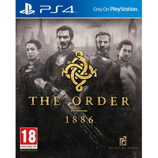 Scee Tv-Spel The Order - 1886 från Scee