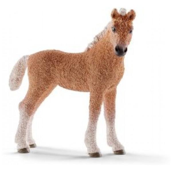 Schleich Miniatyrfigur Bashkir Curly Foal 13781 från Schleich