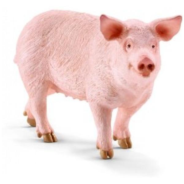 Schleich Miniatyrfigur Pig 13782 från Schleich