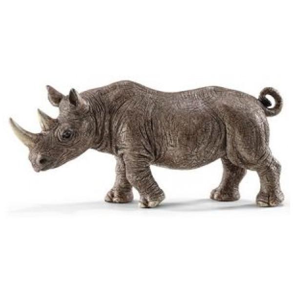 Schleich Miniatyrfigur Rhinoceros 14743 från Schleich