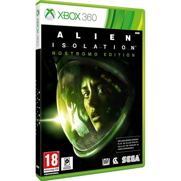 Sega Games Tv-Spel Alien Isolation - Nostromo Edition från Sega games