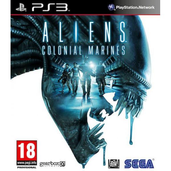 Sega Games Tv-Spel Aliens Colonial Marines Limited Edition från Sega games