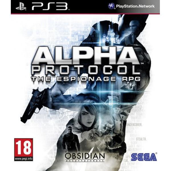 Sega Games Tv-Spel Alpha Protocol från Sega games
