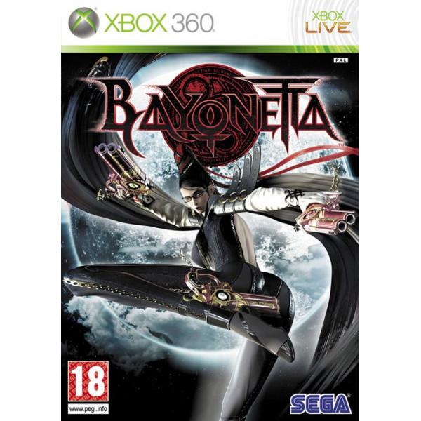 Sega Games Tv-Spel Bayonetta från Sega games
