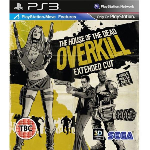 Sega Games Tv-Spel House Of The Dead Overkill - Extended Cut från Sega games