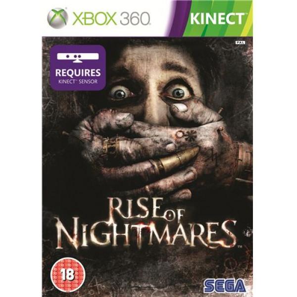 Sega Games Tv-Spel Rise Of Nightmares Kinect från Sega games