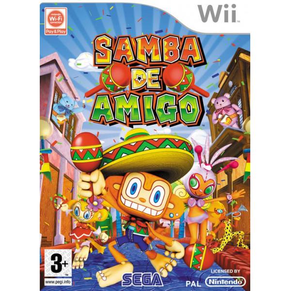 Sega Games Tv-Spel Samba De Amigo från Sega games