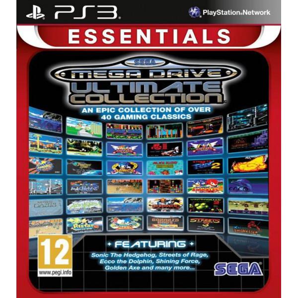 Sega Games Tv-Spel Sega Mega Drive Ultimate Collection Sonic Genesis Essentials från Sega games