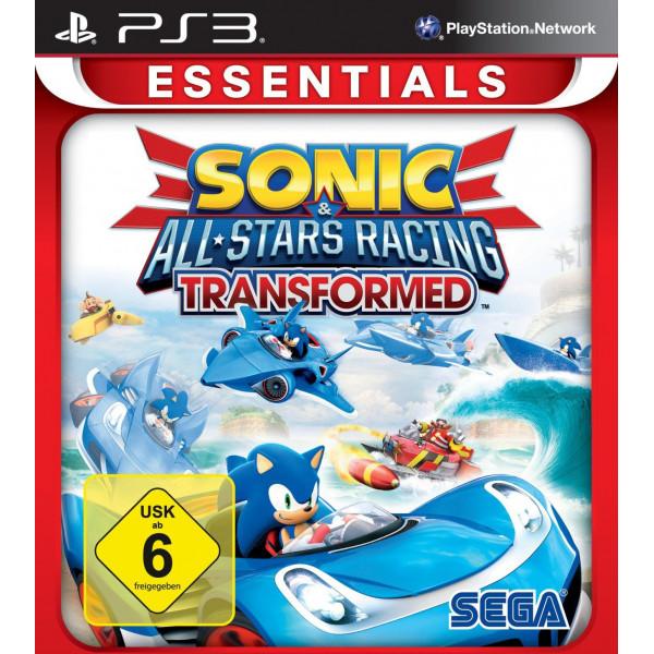 Sega Games Tv-Spel Sonic All-Star Racing Transformed Essentials från Sega games