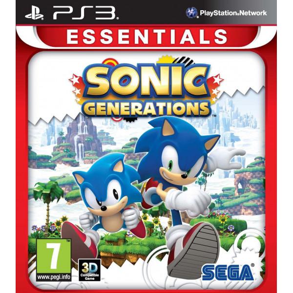Sega Games Tv-Spel Sonic Generations Essentials från Sega games