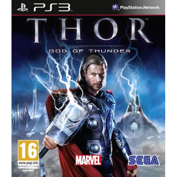 Sega Games Tv-Spel Thor The Video Game från Sega games