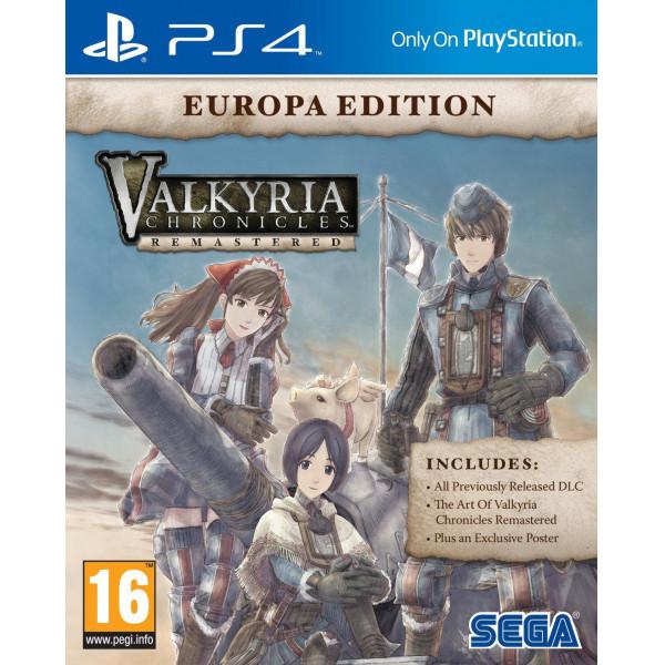 Sega Games Tv-Spel Valkyria Chronicles Remastered - Europa Edition från Sega games