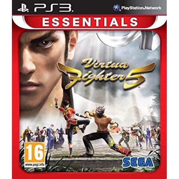 Sega Games Tv-Spel Virtua Fighter 5 Essentials från Sega games