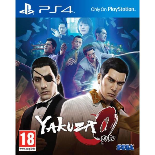 Sega Games Tv-Spel Yakuza 0 från Sega games