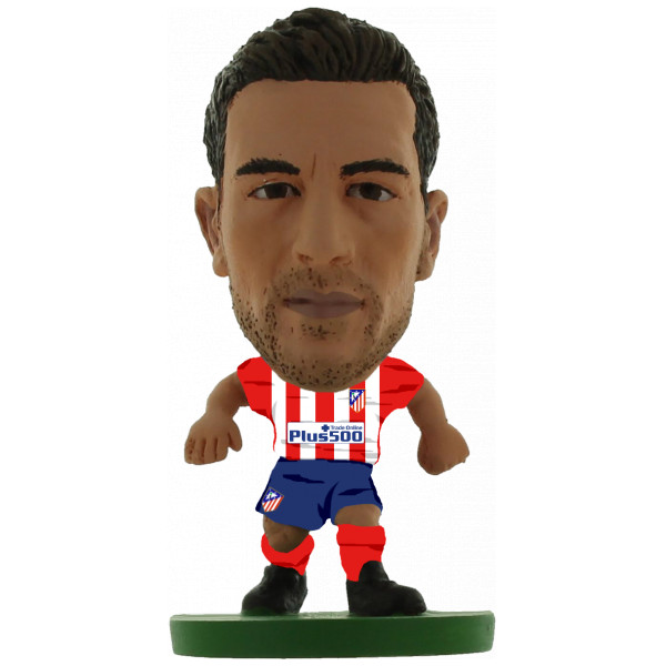 Soccerstarz Miniatyrfigur Atletico Madrid Gabi - Home Kit Classic från Soccerstarz