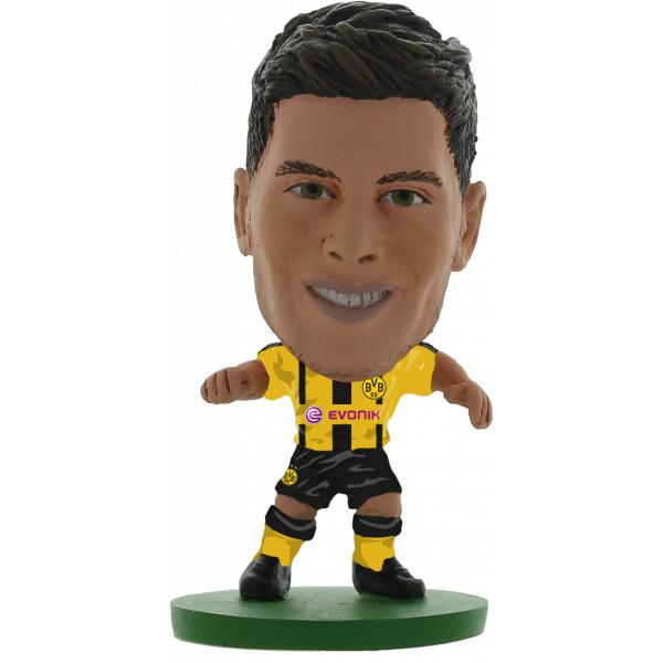 Soccerstarz Miniatyrfigur Borussia Dortmund Julian Weigl - Home Kit 2017 från Soccerstarz