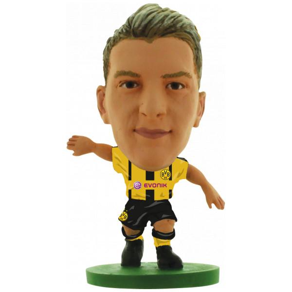 Soccerstarz Miniatyrfigur Borussia Dortmund Marco Reus - Home Kit 2017 från Soccerstarz
