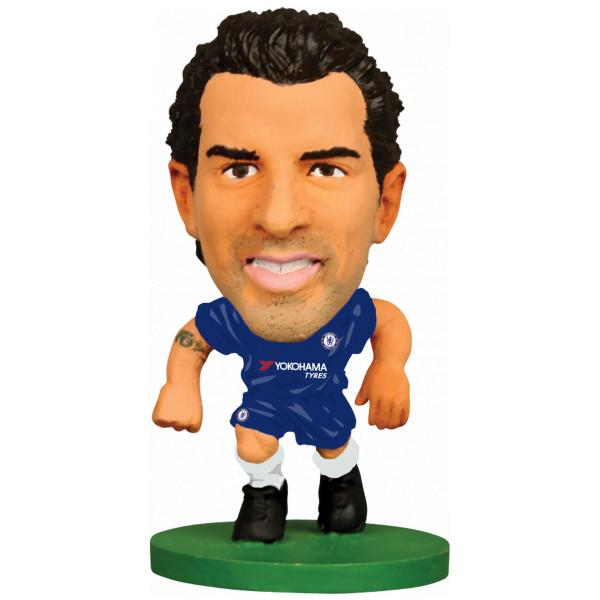 Soccerstarz Miniatyrfigur Chelsea Cesc Fabregas - Home Kit 2018 Version från Soccerstarz