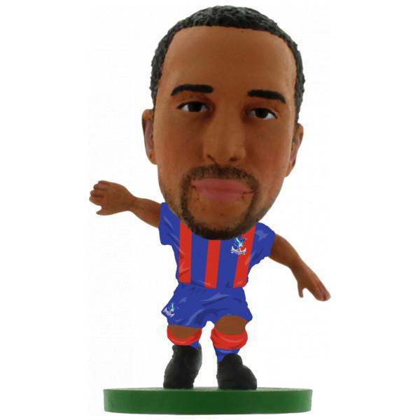 Soccerstarz Miniatyrfigur Crystal Palace Andros Townsend - Home Kit Classic från Soccerstarz