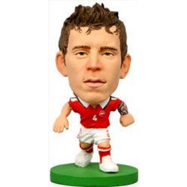 Soccerstarz Miniatyrfigur Denmark Daniel Agger från Soccerstarz