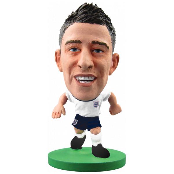 Soccerstarz Miniatyrfigur England Gary Cahill från Soccerstarz