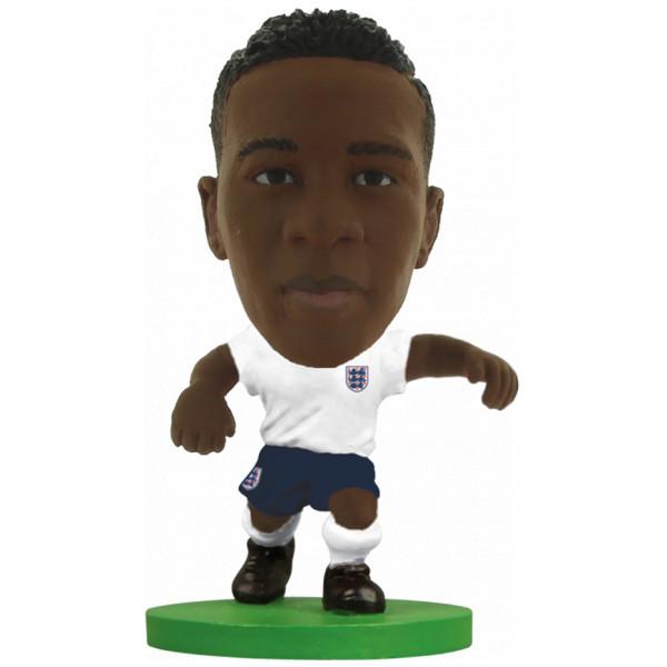 Soccerstarz Miniatyrfigur England Nathaniel Clyne från Soccerstarz