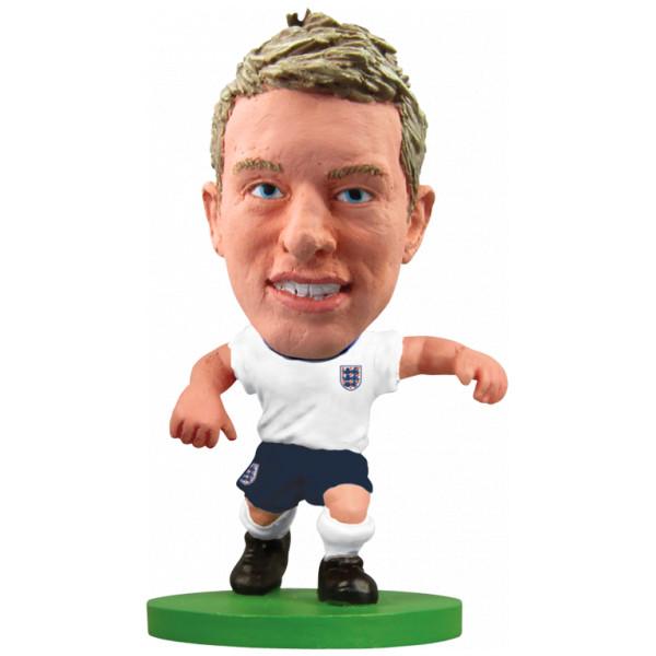Soccerstarz Miniatyrfigur England Phil Jones från Soccerstarz