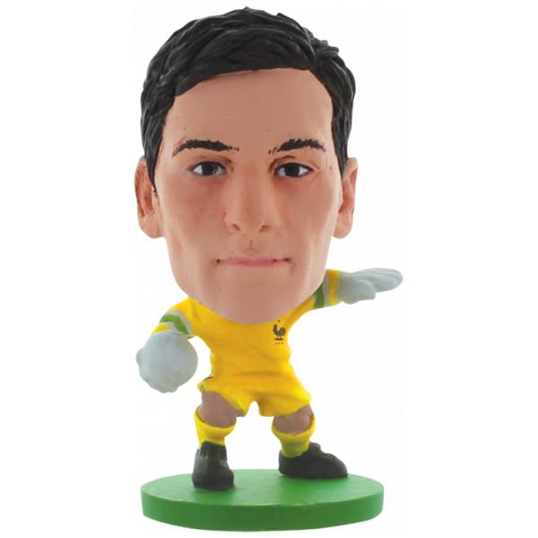 Soccerstarz Miniatyrfigur France Hugo Lloris från Soccerstarz