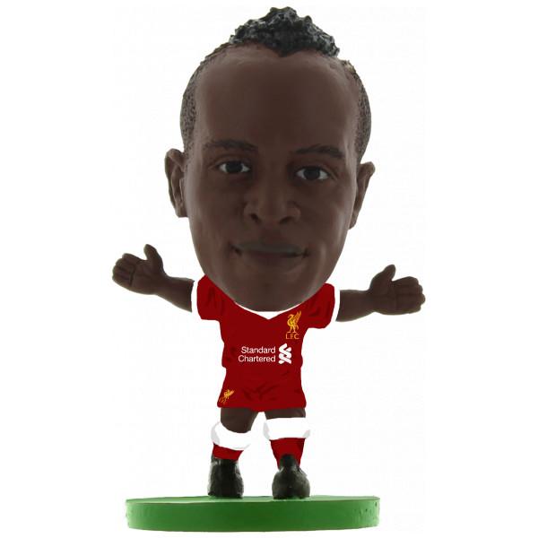 Soccerstarz Miniatyrfigur Liverpool Sadio Mane - Home Kit 2018 Version från Soccerstarz