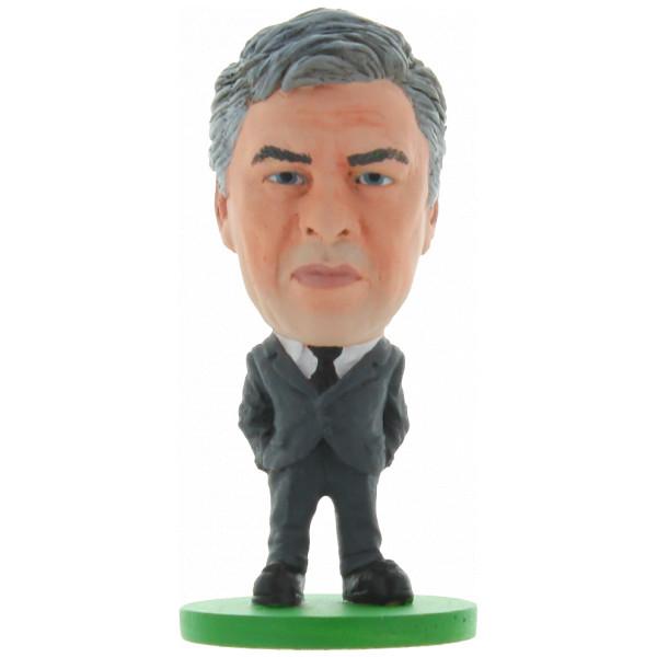 Soccerstarz Miniatyrfigur Manager Carlo Ancelotti - Suit från Soccerstarz