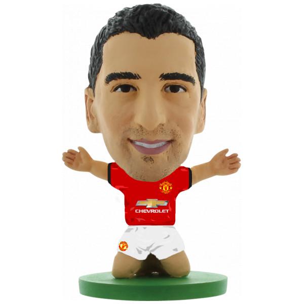 Soccerstarz Miniatyrfigur Manchester United Henrikh Mkhitaryan - Home Kit 2018 Version från Soccerstarz