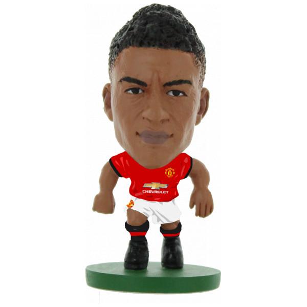 Soccerstarz Miniatyrfigur Manchester United Jesse Lingard - Home Kit 2018 Version från Soccerstarz