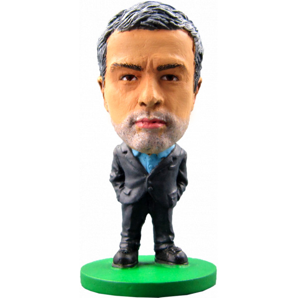 Soccerstarz Miniatyrfigur Manchester United José Mourinho - Suit från Soccerstarz