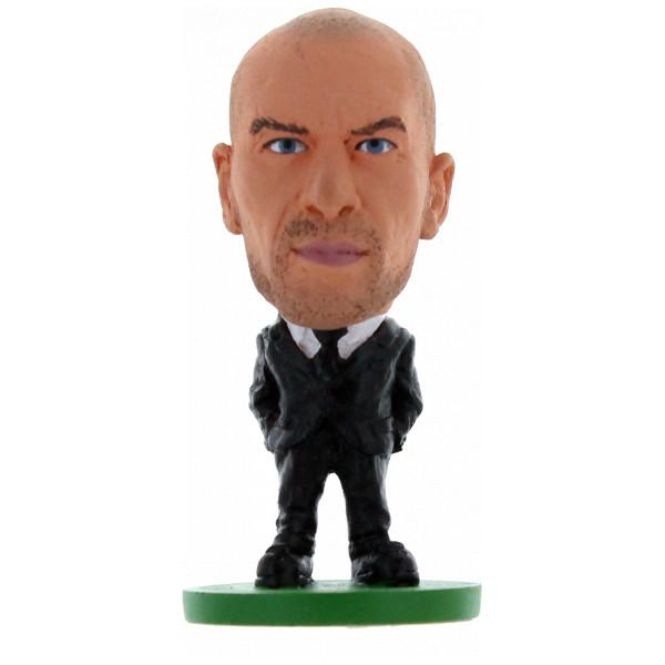 Soccerstarz Miniatyrfigur Real Madrid Zinedine Zidane - Suit från Soccerstarz