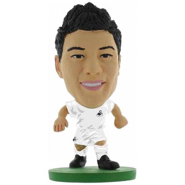 Soccerstarz Miniatyrfigur Swansea Sung-Yueng Ki - Home Kit Classic från Soccerstarz