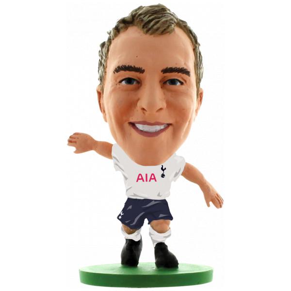 Soccerstarz Miniatyrfigur Tottenham Christian Eriksen - Home Kit Classic från Soccerstarz
