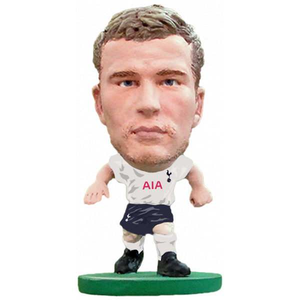 Soccerstarz Miniatyrfigur Tottenham Eric Dier - Home Kit Classic från Soccerstarz