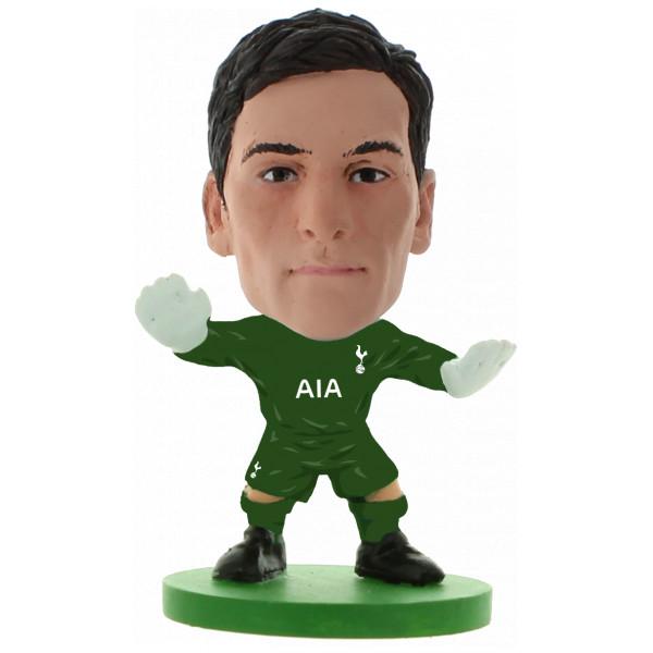 Soccerstarz Miniatyrfigur Tottenham Hugo Lloris - Home Kit Classic från Soccerstarz