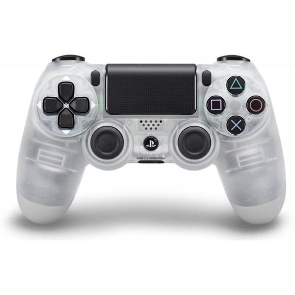 Sony Dualshock 4 Controller - Crystal från Sony