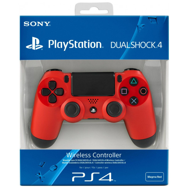 Sony Dualshock 4 Controller - Red från Sony