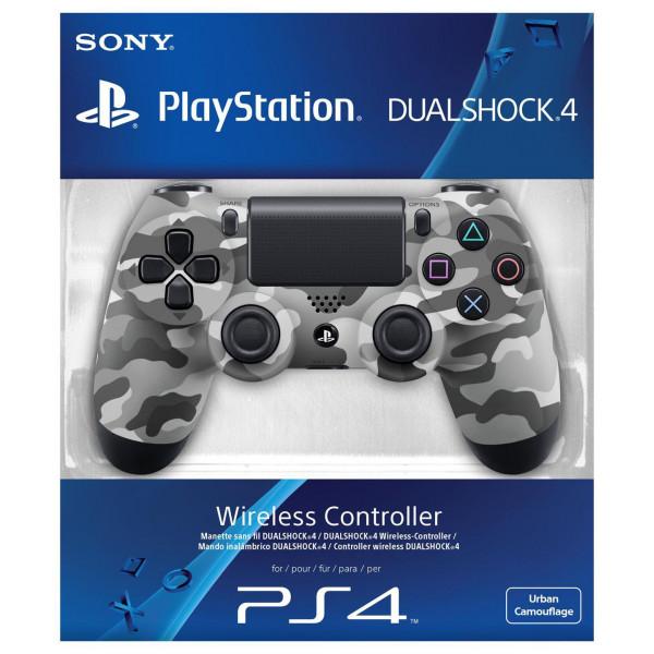 Sony Dualshock 4 Controller - Urban Camouflage från Sony