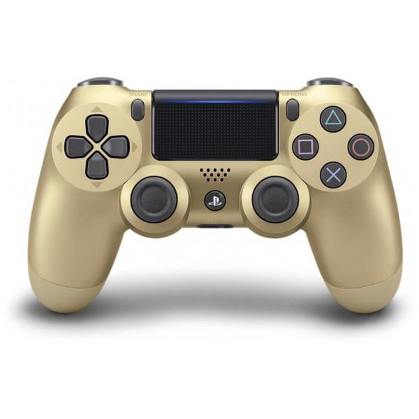 Sony New Dualshock 4 Controller V2 - Gold från Sony