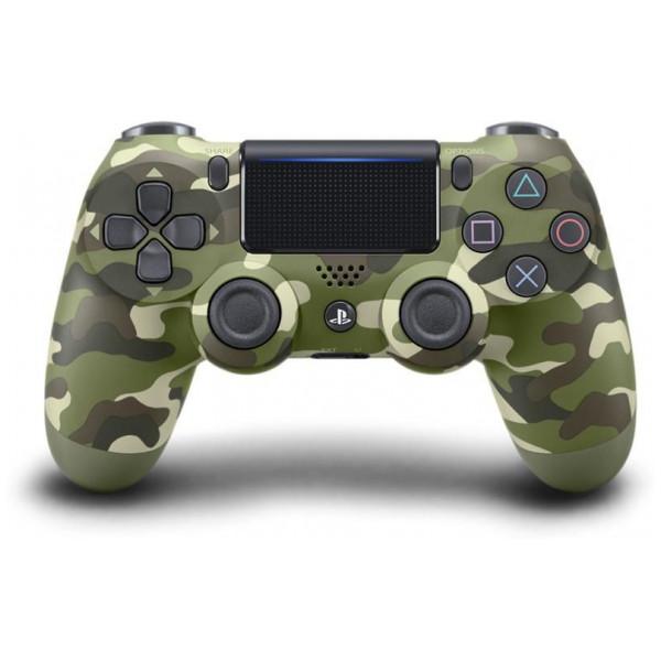 Sony New Dualshock 4 Controller V2 - Green Camo från Sony