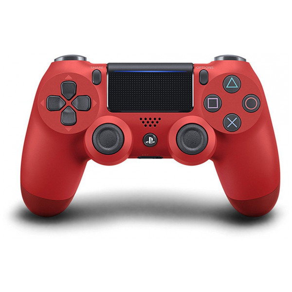 Sony New Dualshock 4 Controller V2 - Red från Sony