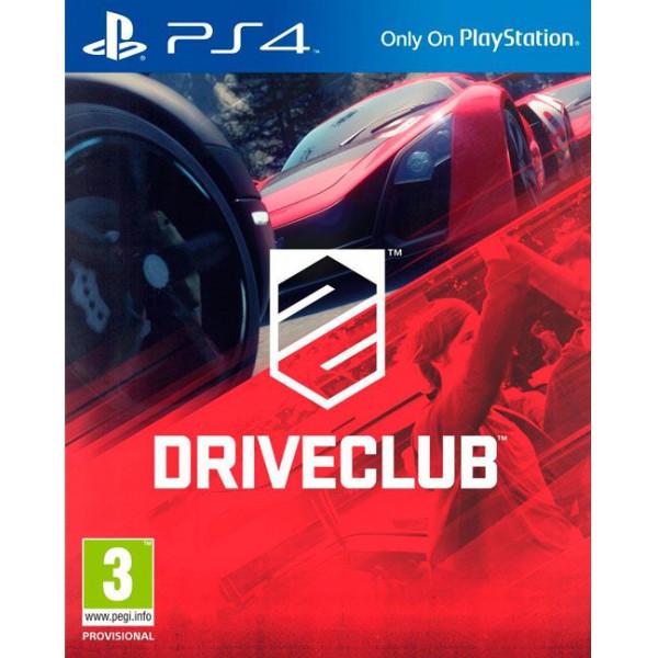 Sony Tv-Spel Driveclub Nordic från Sony