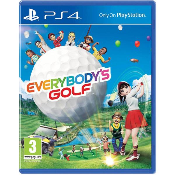 Sony Tv-Spel Everybody's Golf 7 Nordic från Sony