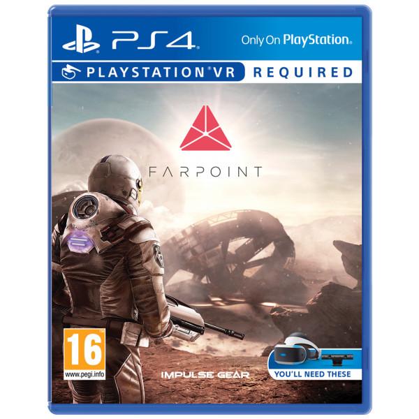 Sony Tv-Spel Farpoint Vr från Sony
