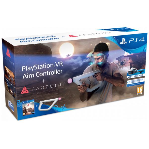 Sony Tv-Spel Farpoint Vr With Aim Controller från Sony