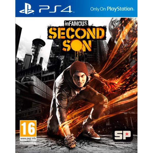 Sony Tv-Spel Infamous Second Son Nordic från Sony