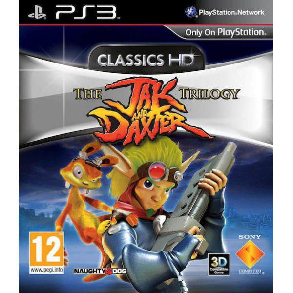 Sony Tv-Spel Jak & Daxter Hd Trilogy Nordic från Sony
